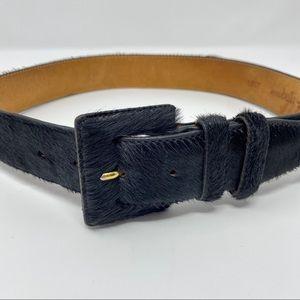 Annabella 6357 Calf Hair Belt Size M